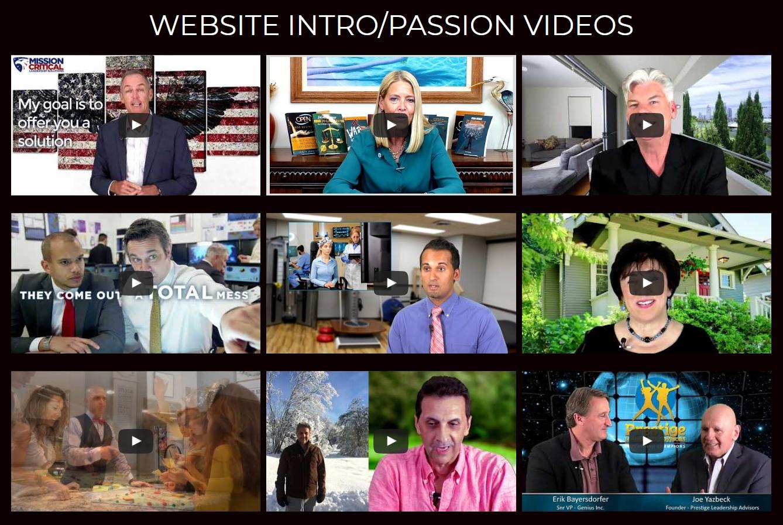 Intro Videos