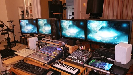 Unmixing Tony Studio 4